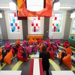 Escuela Primaria en Londres